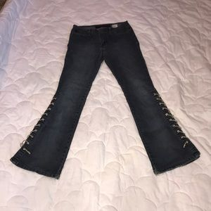 Cute, used, Old School Mudd Jeans size 7